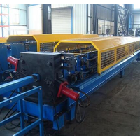 Rectangular Downspout Pipe Forming Machine for Canada User