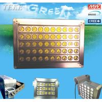 High mast 500W led flood light for baseball field,ball park,soccer field lighting