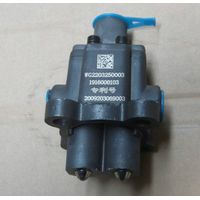 howo a7 transmission parts double H valve WG2203250003(