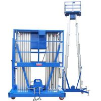 8m double Mast type Lift Platform