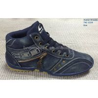 Most Popular Good Quality Cool Mens Canvas Sneakers Casual