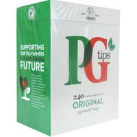 PG Tips Tea Bags 240 750g
