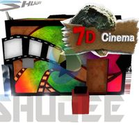New special mobile 7D cinema,7D cinema system thumbnail image
