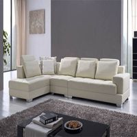 New Design Sectional Leather Sofa