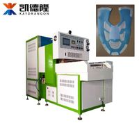 shoe upper high frequency welding machine