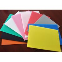 colorful 2mm-12mm pp corrugated sheet