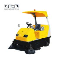 E8006 Industrial Sweeping Machine Pavement Sweeper With CE Certificate thumbnail image