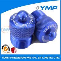 Aluminium precision machined part oxidation anodized cnc machining thumbnail image