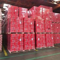 Coca cola 330ml cans thumbnail image