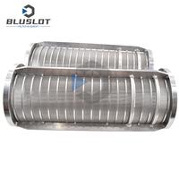 screw press screen filter basket for Chicken Dung Dewatering separator