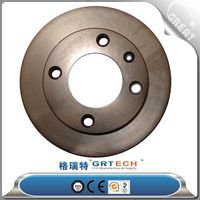 OEM quality CITROEN brake disc DF1122 manufacturers