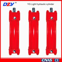 YG series of high-grade durable lightweight hydraulic cylinder