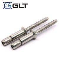 china supplier rivet stainless csk head interlock monobolt rivet