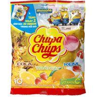 CHUPA CHUPS LOLLIPOPS