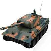 1/16 Remote Control Panther Battle Military German Tank