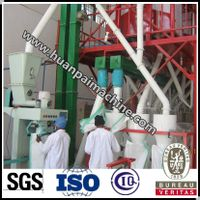 Flour,semolina and maize milling equipment,compact mills