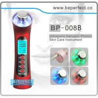 3MHz Ultrasonic  Rechargeable facial Beauty machine ipl  face beauty devices thumbnail image