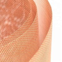 Brass/Copper Wire Mesh Phosphorus Copper Mesh thumbnail image