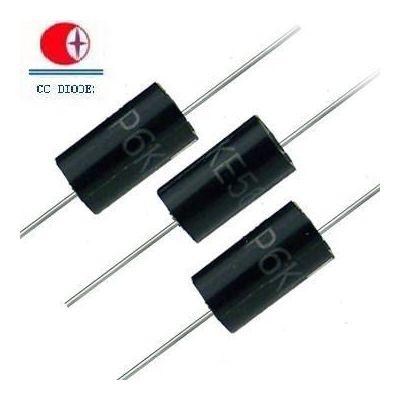 10x p6ke15ca-dio diode transil 600 W bidirectionnelle 15 V ± 5/% do15 p6ke15ca