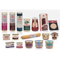 Duck and goose products and pates, foie... thumbnail image