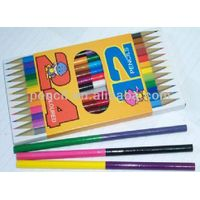 coloring pencils,double side pencil,mixing paint colors pencil