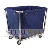 steelwel cleaning cart