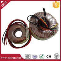 12V round/ring/ toroidal/O-shape power transformer