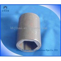 Cold drawn outer round seamless inner hexagonal steel tube
