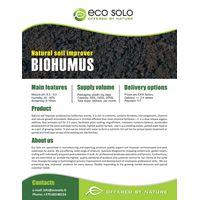 Vermicompost - natural soil improver