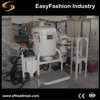 small melting furnace induction melting furnace
