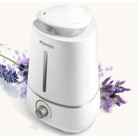 3.5L household adjustable mist maker fogger ultrasonic air humidifier aromatherapy essential oil dif