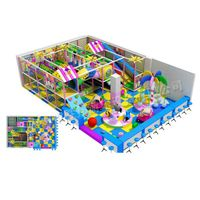 2013 Newest  Indoor Playground  Equipment For Kids thumbnail image