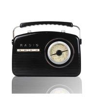DAB+/DAB/FM Classic Retro Radio European Standard BC-140DA