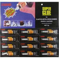 High Performance Super Glue