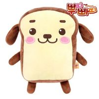 bread plush toy