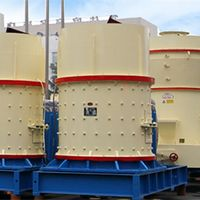 High Quality and High Efficiency Vertical Compound Crusher