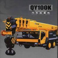 Truck cranes QY100K