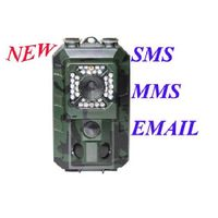 infrared MMS GSM GPRS hunting trail camera with night vision