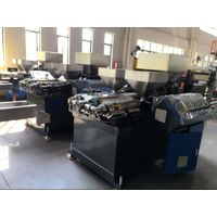 Plastic wicker/rattan extrusion machine