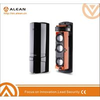 3 Beams Digital Active IR Detectors in outdoor infrared intrusion detection system