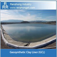 waterproofing dam liner bentonite mat geosynthetic clay liner