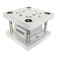 Durable and Precision Progressive Die Maker, Made of Stainless Steel Material