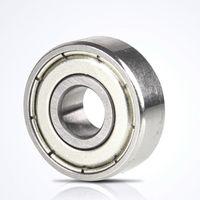 Good Quality 603 604 605 606 607 608 609 ZZ/2RS Miniature Deep Groove Ball Bearings thumbnail image