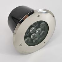 SEENDY hot sale ip68 9w 12W outdoor round led inground underground light thumbnail image