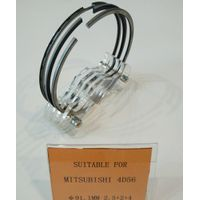 Factory Manufacturer Mitsubishi 4D56 Piston Ring with Good Quality thumbnail image