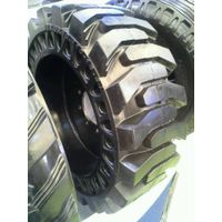Bobcat tire, solid tire, 10-16.5, 12-16.5 ,skid steer tire