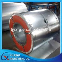 hot dip galvanized steel coil, prepainted steel sheet in coil