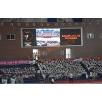 indoor P3 led billboard price, P4 led video wall application , P5 led display screen supplier