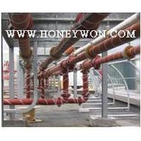 silicone pipe heater