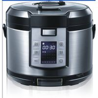 Intelligent electric pressure cooker thumbnail image